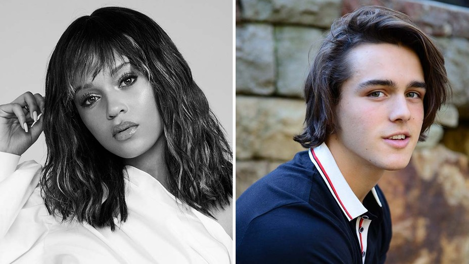 Reign Edwards, Charlie Gillespie Starring in Wayfarer Studios Drama 'Love You Anyway' (Exclusive)